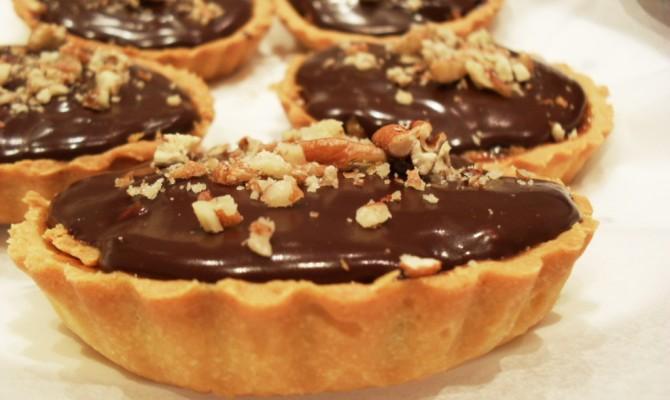 crostata al cioccolato bimby