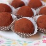 Tartufi al cioccolato Bimby