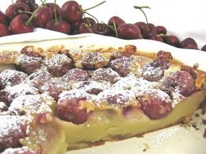 Clafoutis alle ciliegie bimby