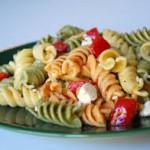 Insalata di Pasta- verdure e primo sale – bimby