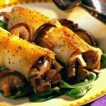Cannelloni patate e funghi Bimby