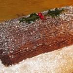 Tronchetto di Natale Bimby