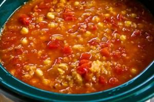 lenticchie con succo di pomodoro bimby