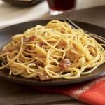Spaghetti alla carbonara Bimby