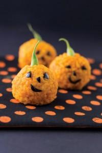 arancini di halloween bimby