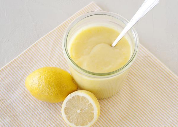 pasta di limone bimby