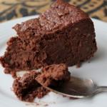Torta cioccolato e castagne bimby