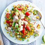 Insalata Quinoa Pollo e Avocado Bimby