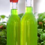 Liquore di basilico Bimby