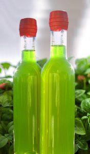 liquore al basilico bimby