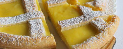 Nuova ricetta di Crostata al Limone Bimby