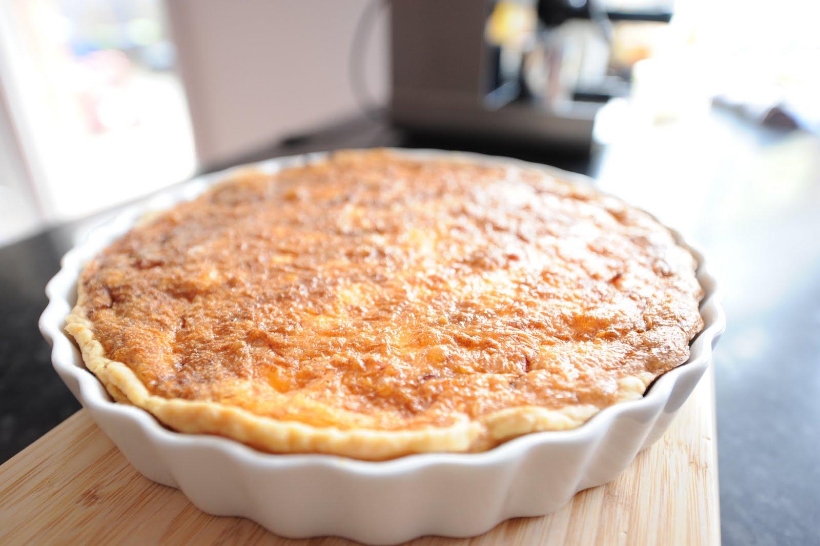 crostata al formaggio bimby