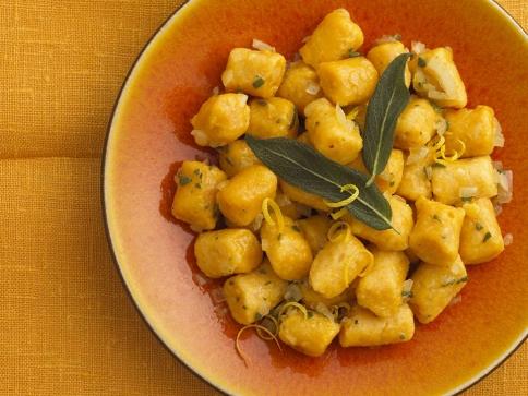 Ricette Bimby Gnocchi Zucca.Gnocchi Di Zucca Bimby Ricette Bimby E