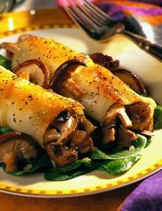 cannelloni con porcini bimby