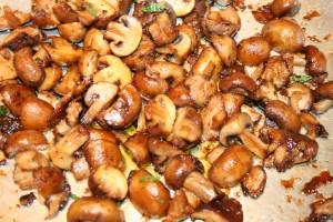 funghi trifolati bimby