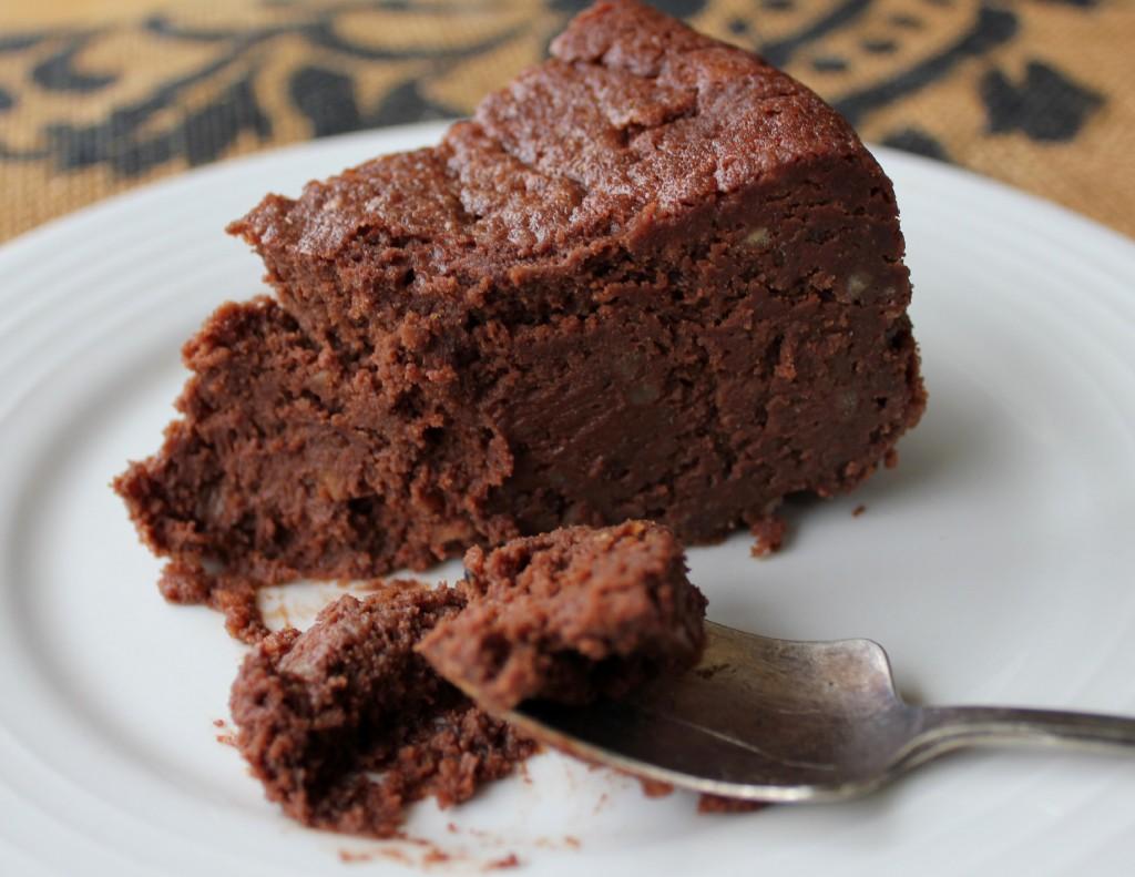 torta cioccoloato e castagne bimby