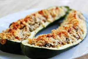 zucchine ripiene bimby