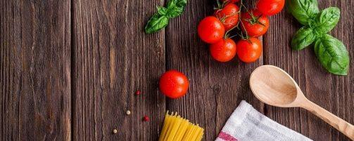 Cucinare a casa: alcune idee